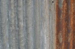 παλαιός ψευδάργυρος Στοκ εικόνες με δικαίωμα ελεύθερης χρήσης