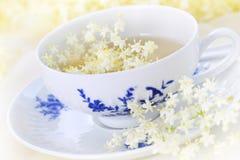 παλαιότερο τσάι λουλο&upsi στοκ φωτογραφία