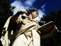 παλαιό άγαλμα Στοκ φωτογραφίες με δικαίωμα ελεύθερης χρήσης