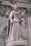 Παλαιό άγαλμα Στοκ φωτογραφία με δικαίωμα ελεύθερης χρήσης