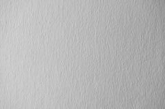 Παλαιό άσπρο ακατέργαστο υπόβαθρο σύστασης συμπαγών τοίχων κατάλληλο για Pres Στοκ Εικόνες