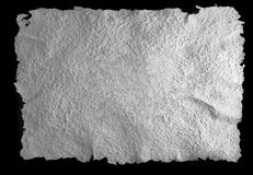 Παλαιό άσπρο papper στοκ φωτογραφίες