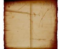 παλαιό έγγραφο ανασκόπησης grunje Στοκ εικόνες με δικαίωμα ελεύθερης χρήσης