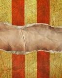 παλαιό έγγραφο γραφείων ξύ&la Στοκ εικόνα με δικαίωμα ελεύθερης χρήσης