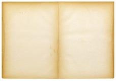 παλαιό έγγραφο Στοκ Εικόνες