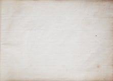 παλαιό έγγραφο Στοκ Φωτογραφίες