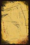 παλαιό έγγραφο απεικόνιση αποθεμάτων