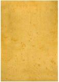 παλαιό έγγραφο Στοκ εικόνες με δικαίωμα ελεύθερης χρήσης