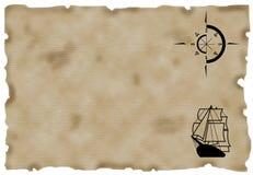 παλαιό έγγραφο Στοκ φωτογραφία με δικαίωμα ελεύθερης χρήσης