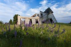 Παλαιό αγροτικό σπίτι Στοκ Φωτογραφίες
