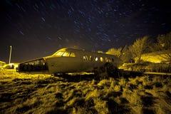 παλαιό αεροπλάνο στοκ εικόνες με δικαίωμα ελεύθερης χρήσης