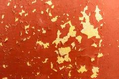 Παλαιό αναδρομικό ραγισμένο σύσταση χρώμα Στοκ Εικόνες