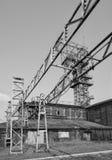 Παλαιό ανθρακωρυχείο Στοκ εικόνα με δικαίωμα ελεύθερης χρήσης