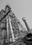 Παλαιό ανθρακωρυχείο Στοκ Εικόνα