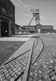 Παλαιό ανθρακωρυχείο Στοκ φωτογραφία με δικαίωμα ελεύθερης χρήσης