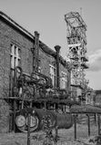 Παλαιό ανθρακωρυχείο Στοκ Φωτογραφία
