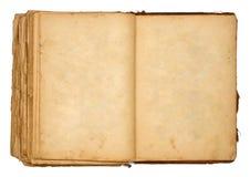 Παλαιό ανοικτό βιβλίο Στοκ φωτογραφία με δικαίωμα ελεύθερης χρήσης