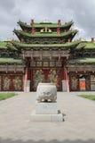 παλαιό ασιατικό παλάτι στοκ φωτογραφία με δικαίωμα ελεύθερης χρήσης