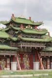 παλαιό ασιατικό παλάτι στοκ φωτογραφίες με δικαίωμα ελεύθερης χρήσης