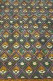 παλαιό ασιατικό πρότυπο Στοκ Φωτογραφίες