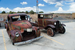 Παλαιό αυτοκίνητο Στοκ εικόνες με δικαίωμα ελεύθερης χρήσης