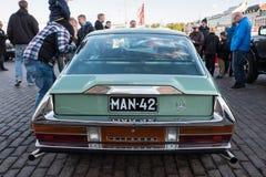 Παλαιό αυτοκίνητο Citroen SM του Ελσίνκι, Φινλανδία Στοκ Φωτογραφίες