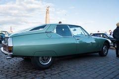 Παλαιό αυτοκίνητο Citroen SM του Ελσίνκι, Φινλανδία Στοκ Εικόνες
