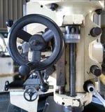 Παλαιό βιομηχανικό τρυπάνι ακρίβειας Στοκ φωτογραφίες με δικαίωμα ελεύθερης χρήσης