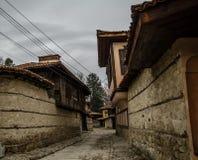 Παλαιό βουλγαρικό σπίτι Тraditional σε Koprivshtica, Βουλγαρία στοκ εικόνα με δικαίωμα ελεύθερης χρήσης