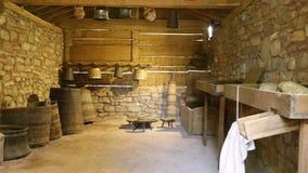Παλαιό γαλακτοκομικό γαλακτοκομείο milkery φιλμ μικρού μήκους