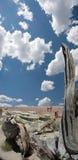 παλαιό δέντρο ερήμων Στοκ εικόνες με δικαίωμα ελεύθερης χρήσης