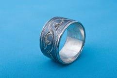 παλαιό δαχτυλίδι Στοκ Φωτογραφίες