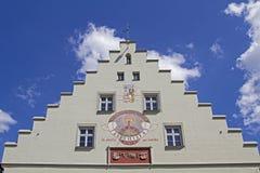 Παλαιό Δημαρχείο σε Deggendorf στοκ φωτογραφία