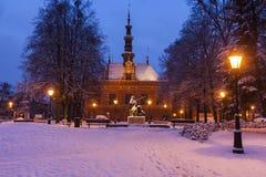 Παλαιό Δημαρχείο του Γντανσκ Στοκ Εικόνα