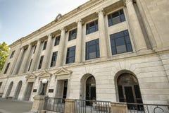 Παλαιό δικαστήριο στοκ φωτογραφία