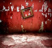παλαιό δωμάτιο Στοκ Φωτογραφίες