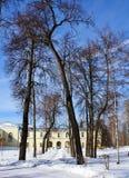 Παλαιό εγκαταλειμμένο κτήμα Στοκ Εικόνες