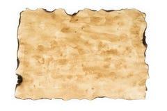 Παλαιό, εκλεκτής ποιότητας βρώμικο έγγραφο με τη λεκιασμένη σύσταση για τα υπόβαθρα Στοκ φωτογραφία με δικαίωμα ελεύθερης χρήσης