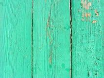 Παλαιό εκλεκτής ποιότητας πράσινο ξύλινο υπόβαθρο σύστασης Shabby κομψό εσωτερικό σχέδιο στοκ εικόνα με δικαίωμα ελεύθερης χρήσης