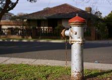 Παλαιό εκλεκτής ποιότητας στόμιο υδροληψίας πυρκαγιάς στοκ φωτογραφίες με δικαίωμα ελεύθερης χρήσης