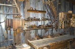 παλαιό εργαστήριο Στοκ Εικόνες