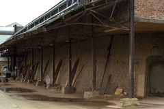 Παλαιό εργοστάσιο πετρών Στοκ φωτογραφίες με δικαίωμα ελεύθερης χρήσης
