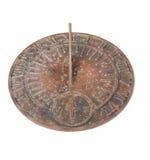 παλαιό ηλιακό ρολόι στοκ εικόνες με δικαίωμα ελεύθερης χρήσης