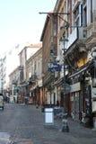 Παλαιό κέντρο στο Βουκουρέστι Στοκ εικόνες με δικαίωμα ελεύθερης χρήσης