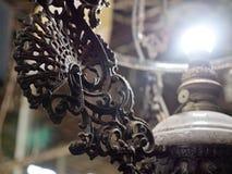 Παλαιό κατάστημα στην Ινδονησία Στοκ φωτογραφία με δικαίωμα ελεύθερης χρήσης