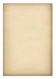 παλαιό κομμάτι εγγράφου στοκ φωτογραφίες