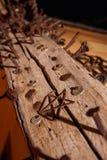 Παλαιό κομμάτι του ξύλου στοκ φωτογραφίες με δικαίωμα ελεύθερης χρήσης