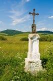 παλαιό κράσπεδο λιβαδιών Χριστού διαγώνιο Ιησούς στοκ φωτογραφία με δικαίωμα ελεύθερης χρήσης