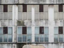 Παλαιό κτήριο βιομηχανίας στην Κροατία στοκ εικόνες με δικαίωμα ελεύθερης χρήσης
