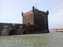 Παλαιό κτήριο κάστρων θάλασσας στοκ φωτογραφία με δικαίωμα ελεύθερης χρήσης